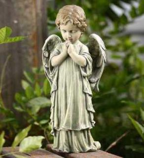 Small Praying Angel