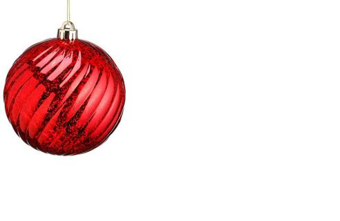 "Large 7.8"" Ball Ornament"