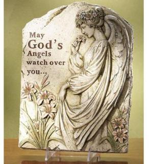 Large Angel Stepping Stone