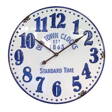 3Ft Xtra Large\'Old Town\' Clock