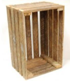 Tobacco Lath Wooden Crate