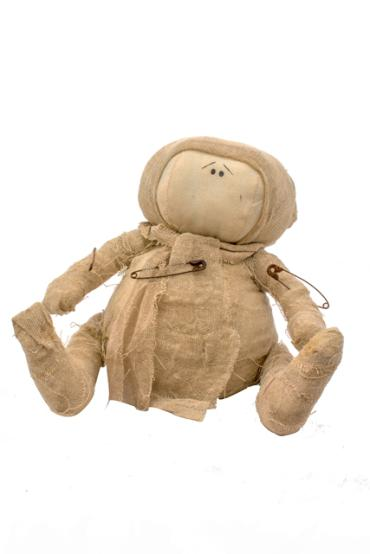 Stuffed Mummy Doll