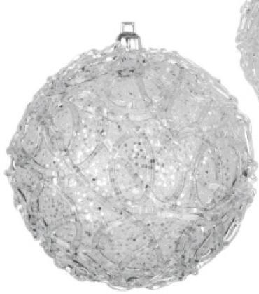 "Glass Ice Ball 4.5"" OR4992"