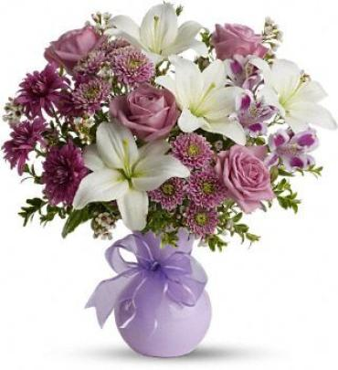 Teleflora\'s Precious in Purple