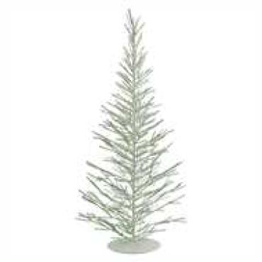 White Metal Trees - Large