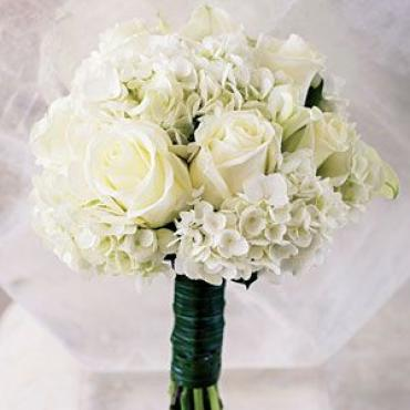 White Elegance Bouquet