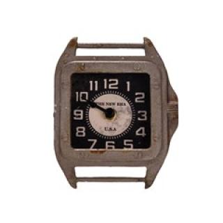 Metal Table Clock (watch style)