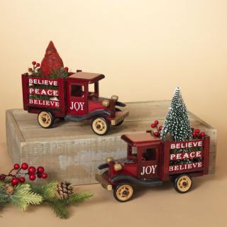 Holiday Antique Truck
