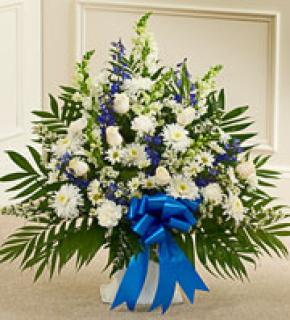 Heartfelt Tribute-Blue