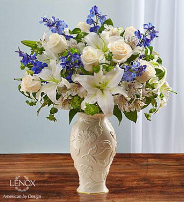 Loving Blooms Lenox Blue
