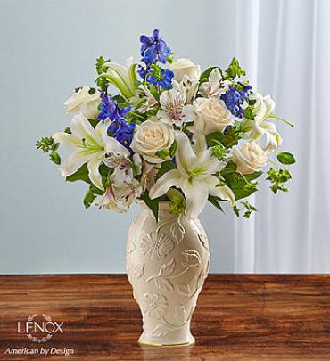 Loving Blooms Lenox Blue Med.