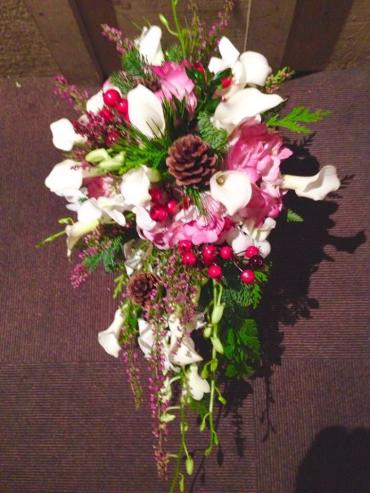 Winters Warmth Bouquet
