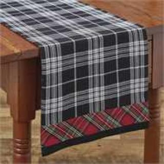 "Touch Of Tartan Table Runner - 54""L"