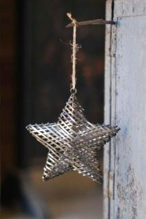 Here\'s Your Star Metal Ornamnet