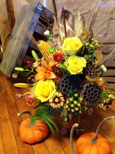 The Harvest Bouquet