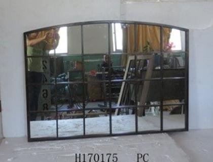 Large Metal Mirror