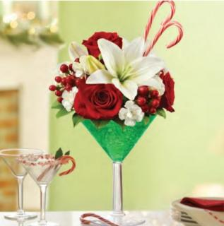 Martini Bouquet - Peppermint
