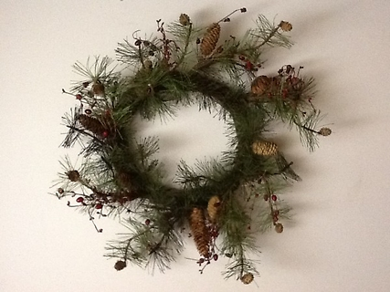 Langsford Pine Candle Ring